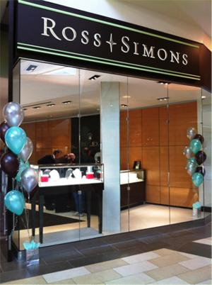 Ross simons to open first delaware store in christiana for Ross simons jewelry store