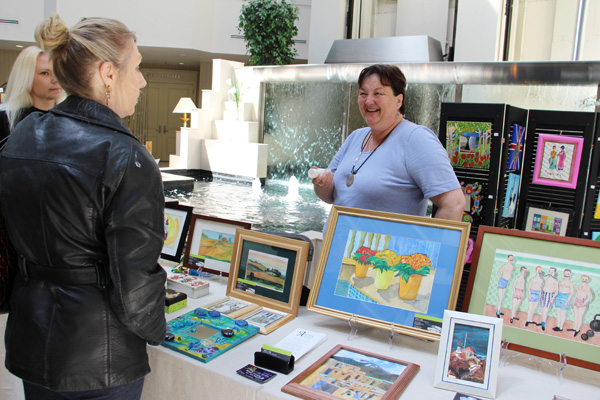 Local Artists Church Join Forces For Charity News