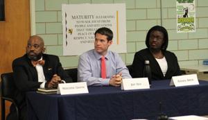 School board candidates debate budget, community engagement