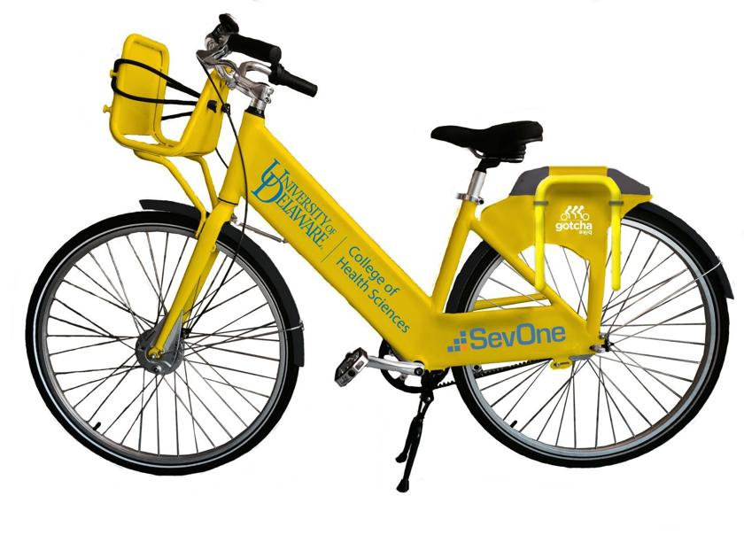 Bike share program coming to Newark next spring