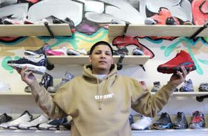 Newark native returns home to open streetwear store