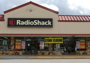 Newark Radio Shack closing as company files bankruptcy