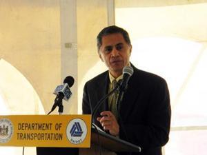 Major improvements underway to Route 1 and I-95 interchange