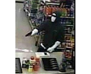 Photos of Four Seasons 7-11 hold-up suspect released