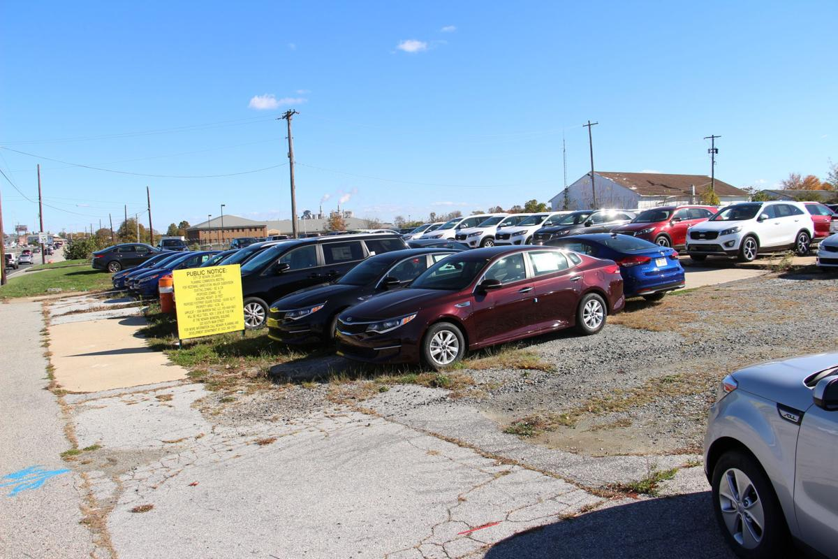 Planning commission oks car repair center on marrows road for Martin honda used cars