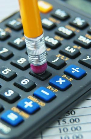Calculators welcome