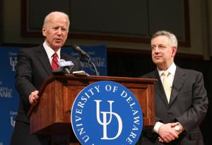 UD's Biden Institute will 'write and produce new policy'