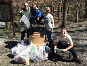 Newark community cleanup yields 2 tons of trash