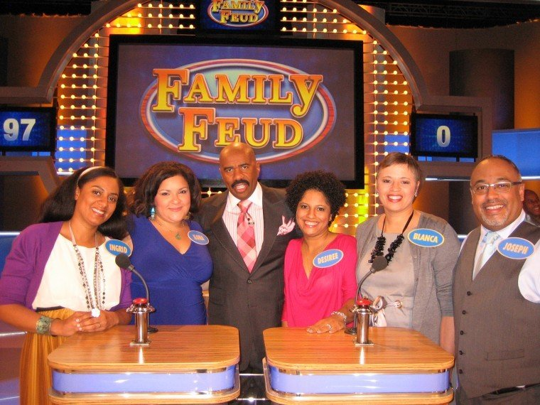 Local family to appear in monday s family feud episode