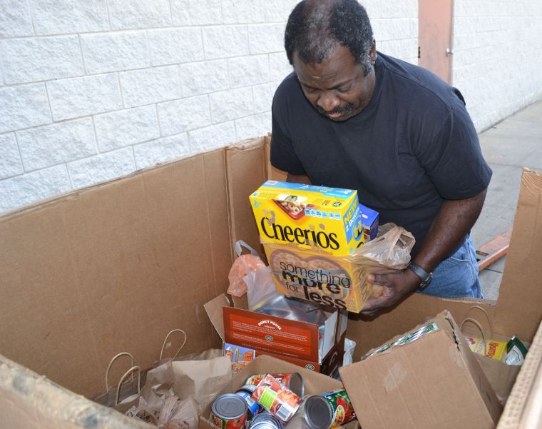 food bank collects 50k pounds for thanksgiving news