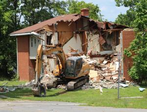 Cleveland Heights demolition
