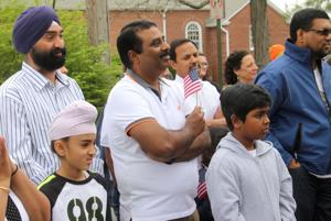 Main Street march aims to raise awareness, tolerance of Sikhism