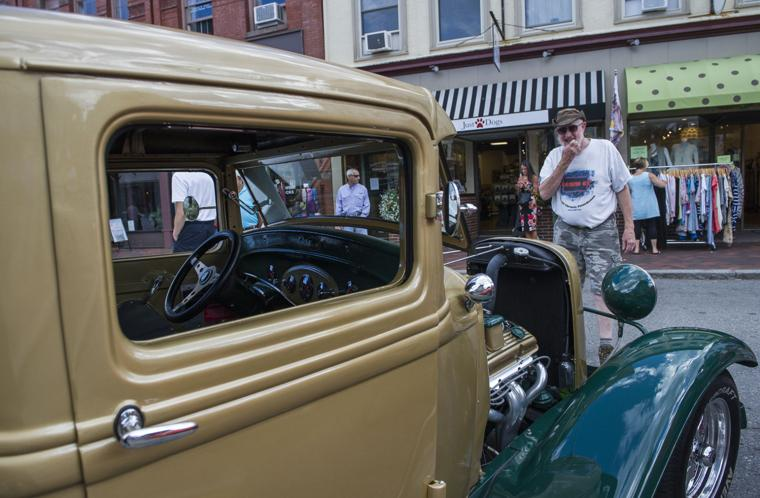 Newburyport Car Show