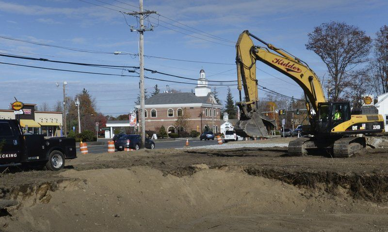 Work begins for new CVS pharmacy - Work Begins For New CVS Pharmacy Local News Newburyportnews.com