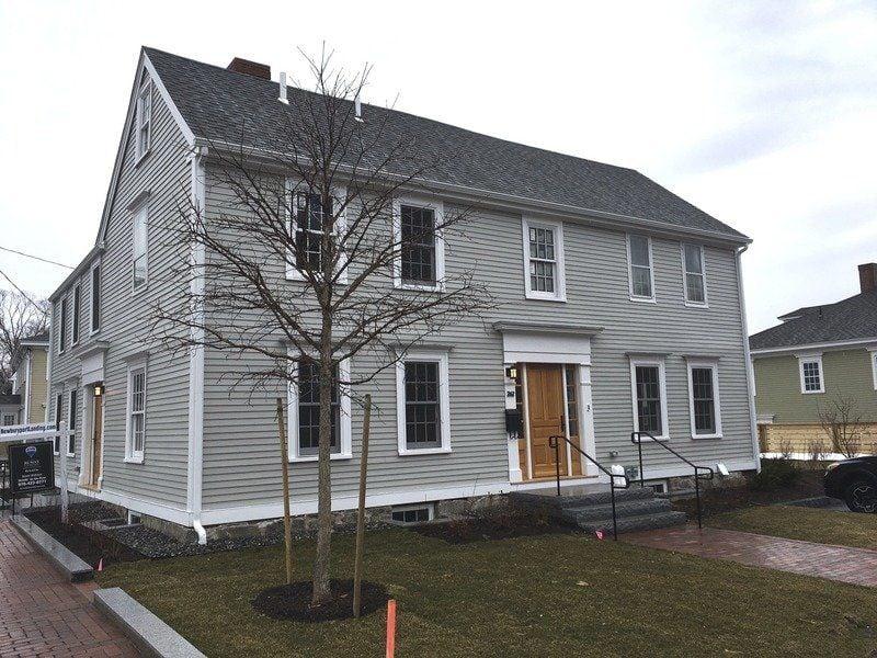 Preservation Trust Developer Gutted Historic 1690 House
