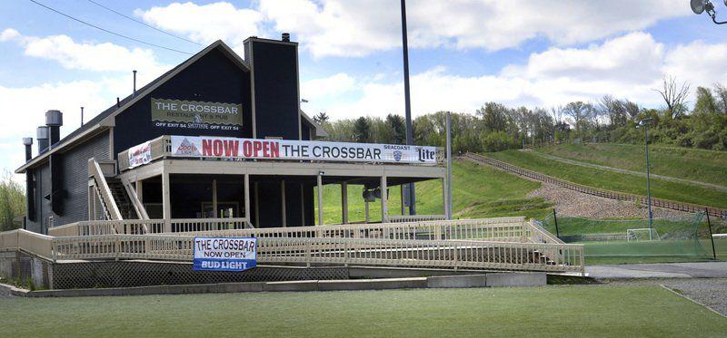 Sports park reborn