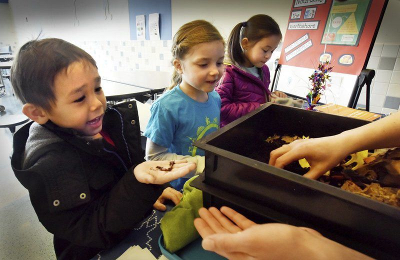 School lunch program keeps good food out of trash