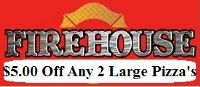 Firehouse Restaurant and Pizzeria