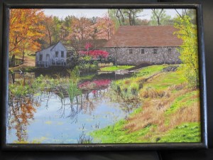 Congressional Acclaim For Mount Olive Artist