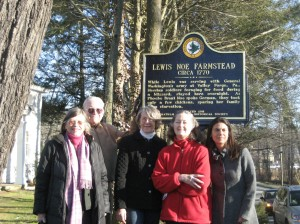 Chatham Township landmarks honored