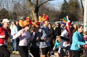 Annual Turkey Trot