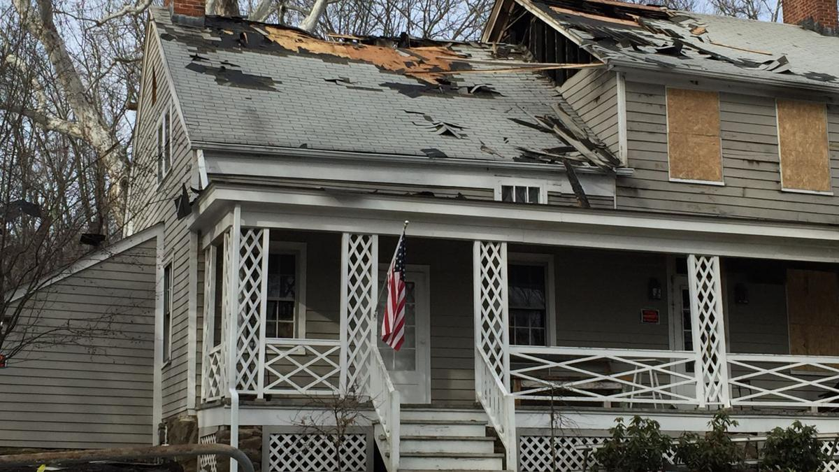 Harding family loses Pleasantville Road home to Friday night fire