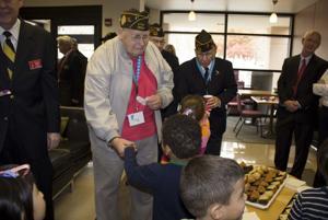 YMCA Honors Veterans
