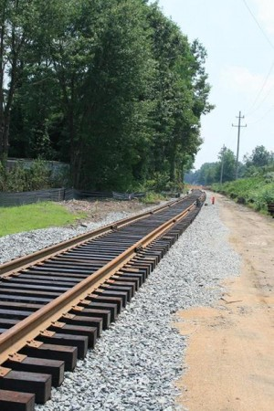 Chester Branch railroad makes headway in Roxbury Township