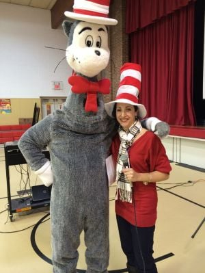 Highlighting Read Across America