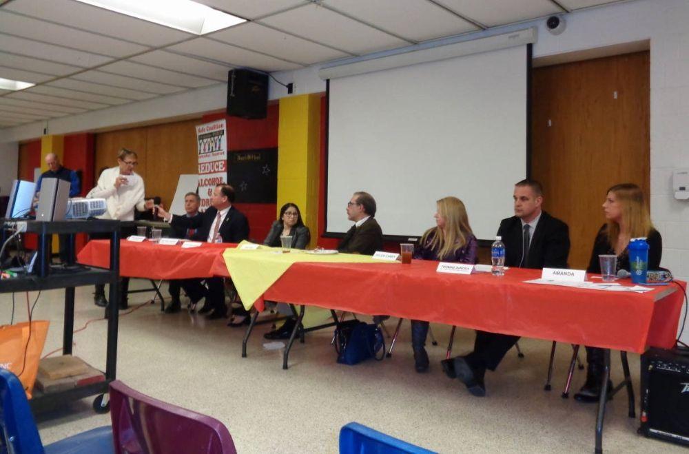 North Hunterdon-Voorhees schools continue heroin conversation on Thursday, Sept. 22