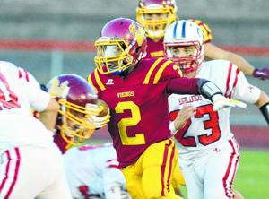 Voorhees rolls to 3 - 0 record, defeating Somerville