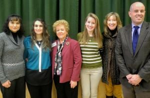 Students thank Madison club for 'life-changing' scholarships