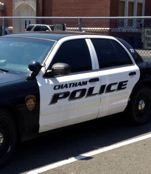 Chatham Police car
