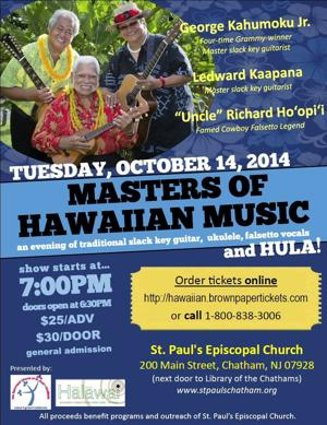 Music Legends To Perform Oct. 14