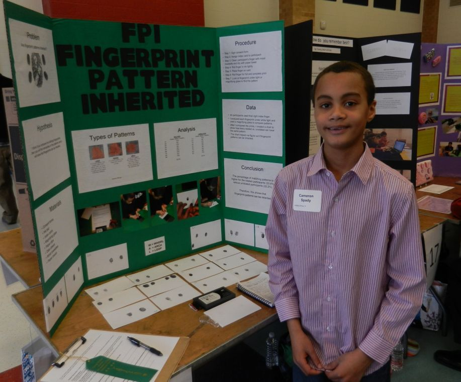 5 Second Rule Rebuffed At Long Valley Science Fair