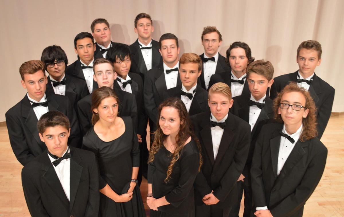 Randolph Percussion Ensemble