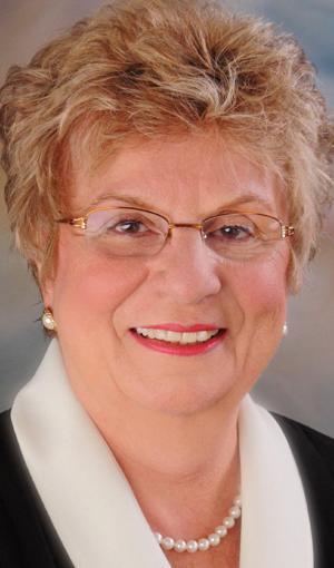 Councilwoman Carmela Vitale