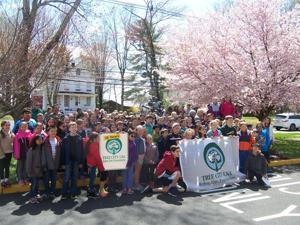 Arbor Day Ceremony