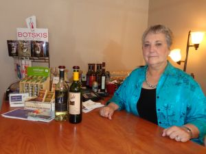 <p>Joan Schaming and her husband, Ronald Williams, are getting ready to celebrate 10 years as owners of Balic of Clinton Wine and Gifts.</p>