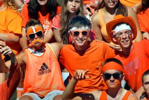 ORANGE OUT