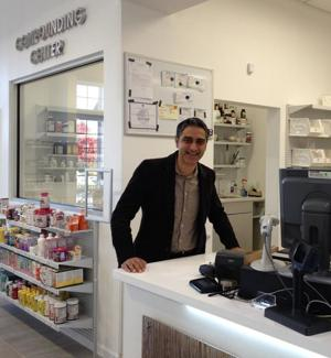 <p>Mickey Singh has moved his Long Valley Pharmacy to larger quarters across the street on East Mill Road.</p>
