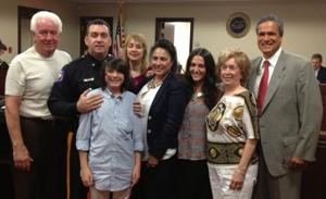 New Long Hill Township Police Chief