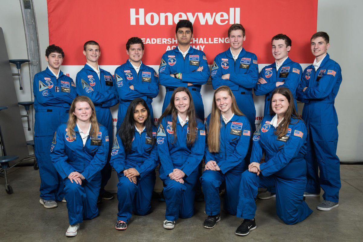 Honeywell Leadership Challenge Academy