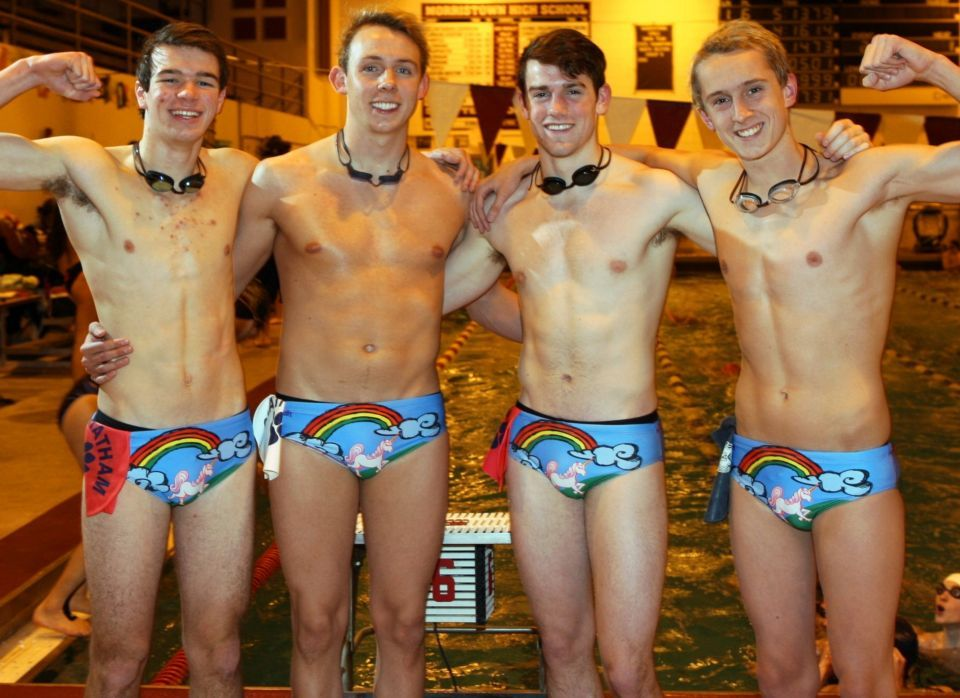 CHATHAM COUGAR BOYS SWIM OUT OF SHADOWS | Chatham Courier ...