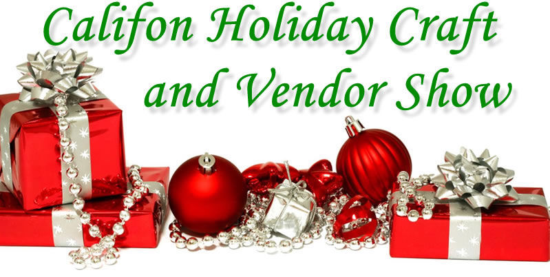Califon to hold annual Craft and Vendor Show on Dec. 3