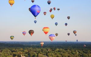 Balloons to take flight this weekend