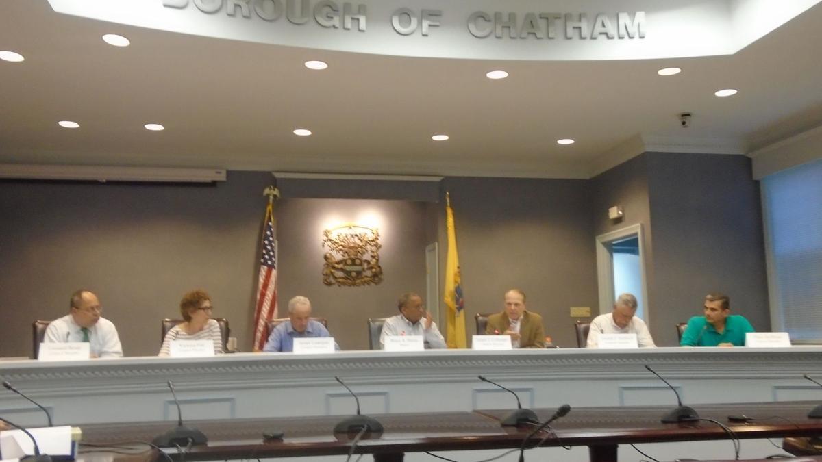Chatham council advances road projects despite transportation fund freeze