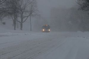 Another snowstorm blankets region