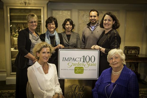 Impact 100 Garden State awards $200,000 in grants to combat poverty