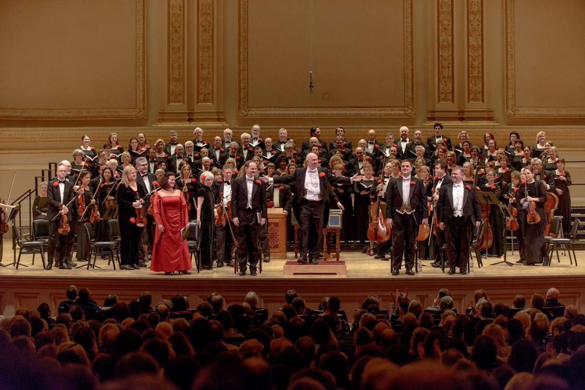 Masterwork Chorus and Orchestra